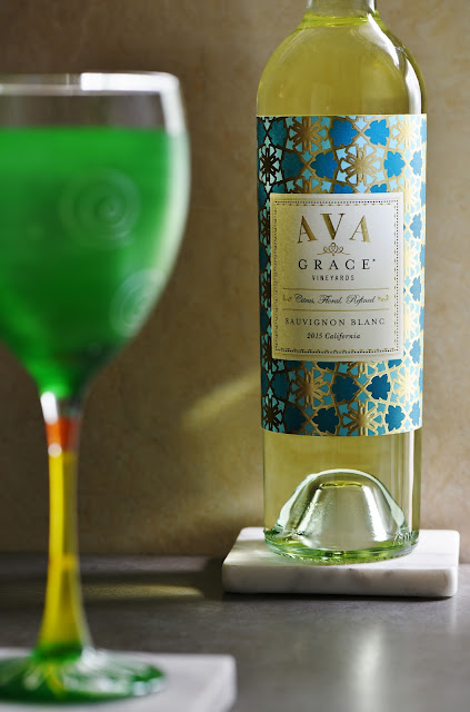AVA Grace Vineyards 2015 Sauvignon Blanc