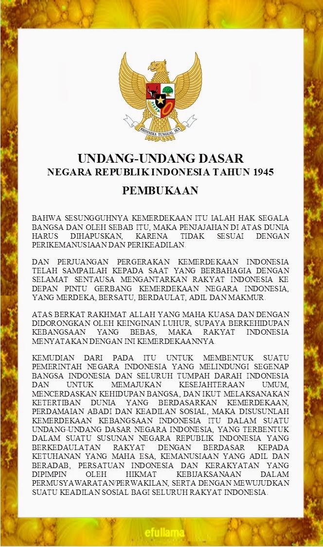 Kedudukan Pembukaan Uud Negara Republik Indonesia Tahun 1945 : kedudukan, pembukaan, negara, republik, indonesia, tahun, Kedudukan, Pembukaan, Serta, Tanggung, Jawab, Terhadap