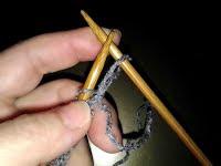 編み上げの作り目, how to start knitting, 棒针编制的开头,