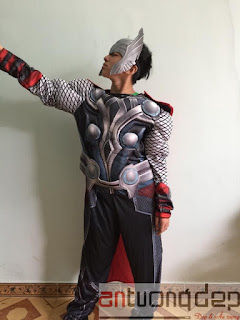 bán trang phục siêu anh hùng