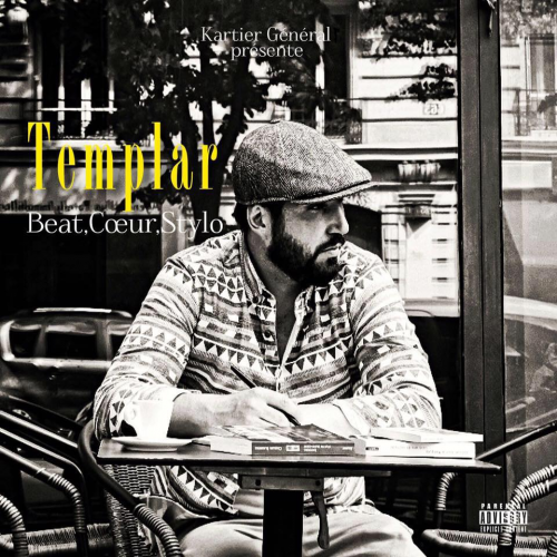Hip-Hop/Rap/Jazz : Templar - Beat, Coeur, Stylo (2017)