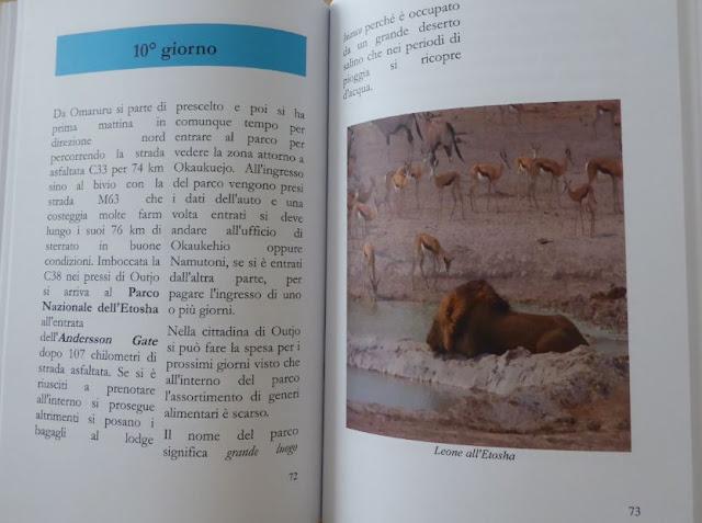 Come pubblicare un libro in formato cartaceo su Amazon. la mia guida sulla Namibia