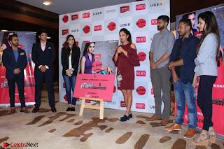 Indian Tennis Star Sania Mirza Pos in Red Short Dress at  0026.jpg