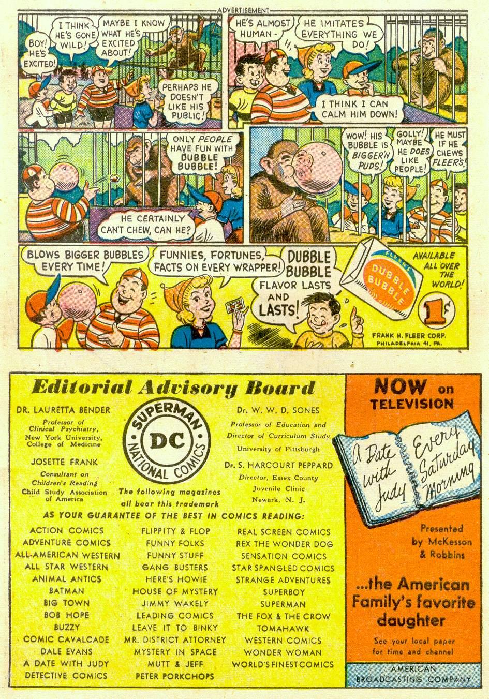 Read online Detective Comics (1937) comic -  Issue #184 - 34