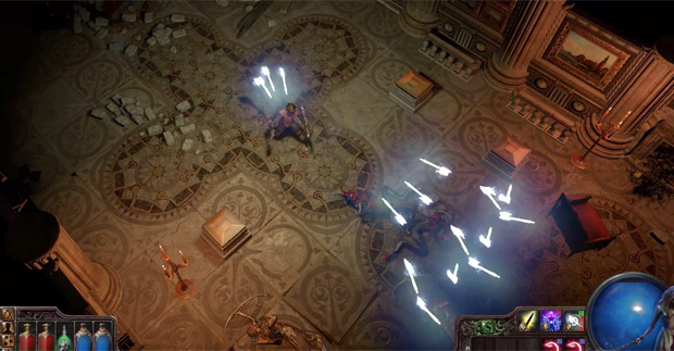 path of exile zona free2play
