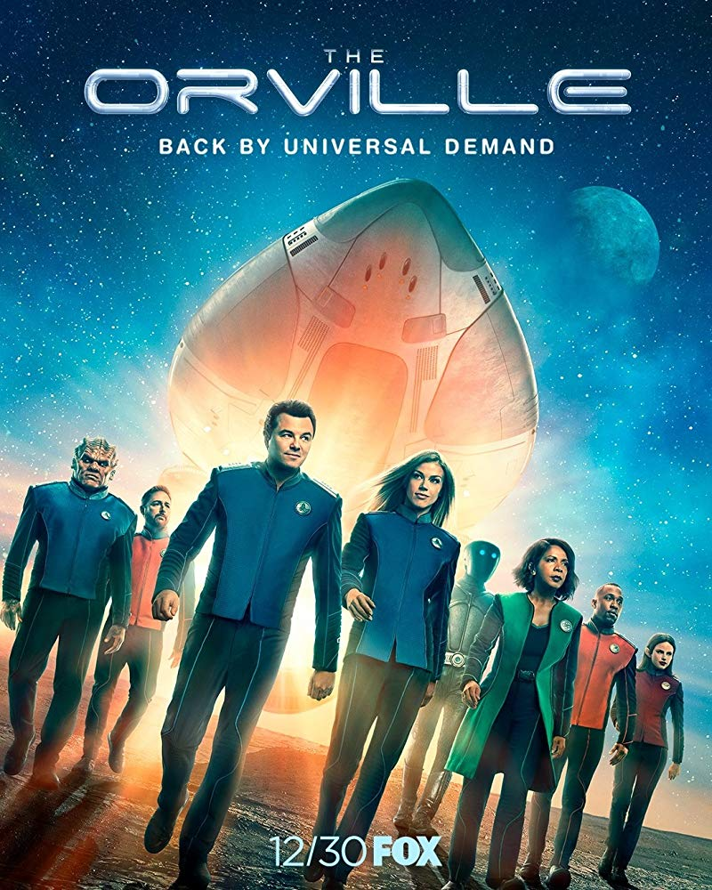 The Orville Temporada 2 Ingles Subtitulado 720p