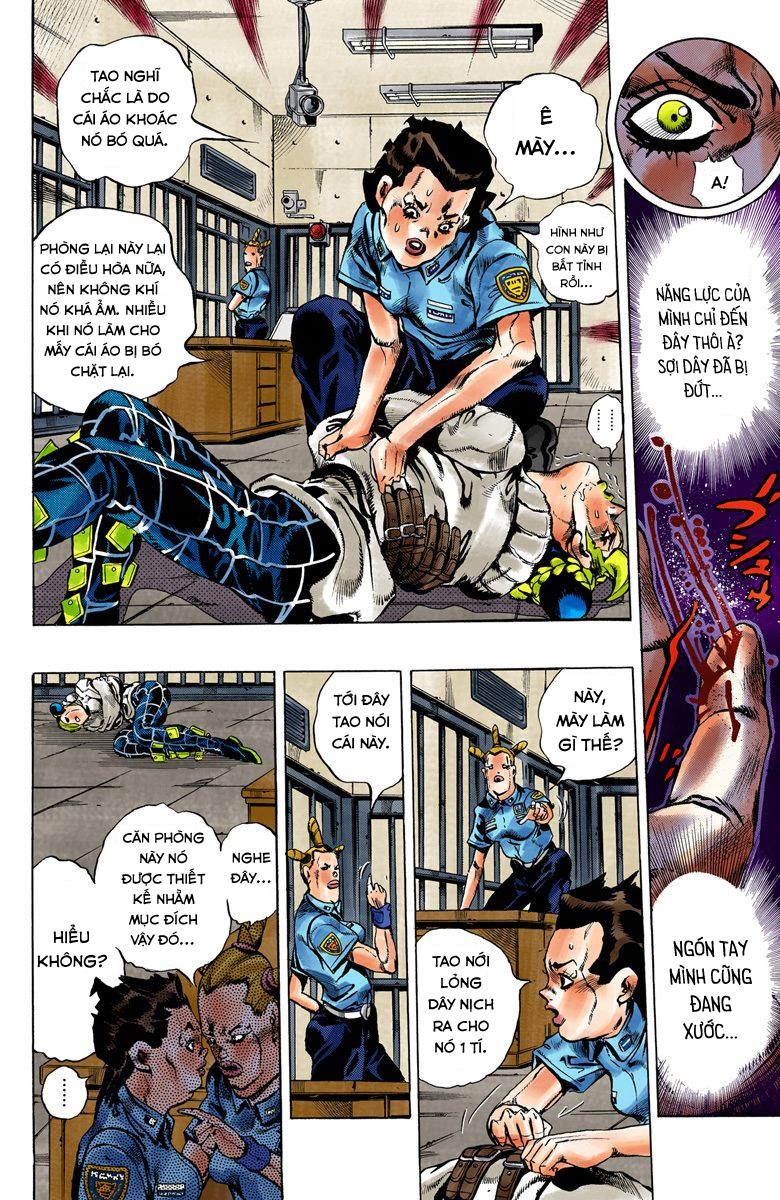 JoJo no Kimyou na Bouken Chap 597 - Truyen.Chap.VN