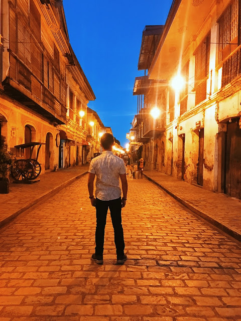 Spanish colonial City of Vigan