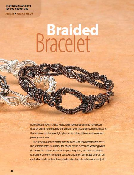 Book Review - Copper Jewelry Collection - The Beading Gem\'s Journal