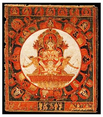 Mengenal Seni Budaya Lukis Nepal