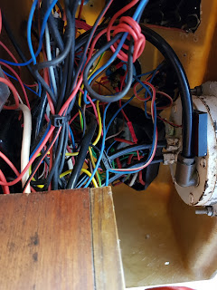 now the spring is here the spring projects are underway rh forum woodenboat com boat wiring kit boat wiring specifications