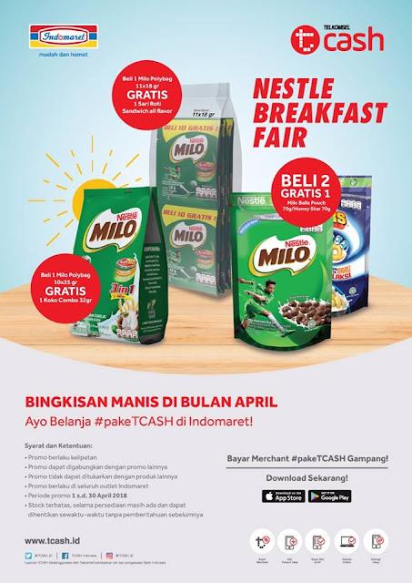 Nestle Breakfast Fair