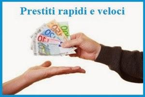 prestiti veloci finanziamenti velocissimi