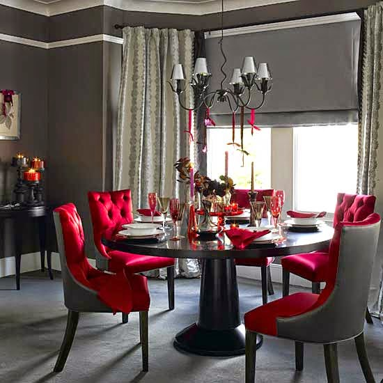 Try A Color Choice Like Chocolate Brown To Compliment Bold Fire Engine Red Or You Can Use Sparingly As An Accent In Room If Really Don T Want