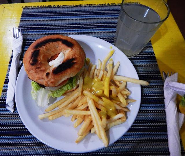 Restaurante barato em Buenos Aires - Konu
