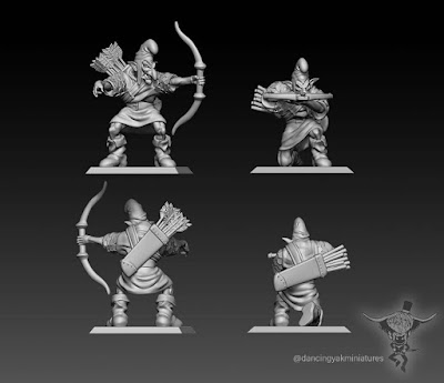 Update 10mm and 28mm Dwarfs and Hobgoblins picture 3