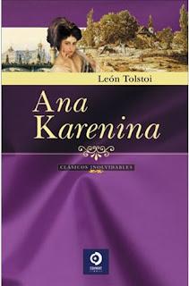 Portada del libro ana karenina para descargar en pdf gratis
