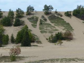 Les Dunes de sable de Tadoussac