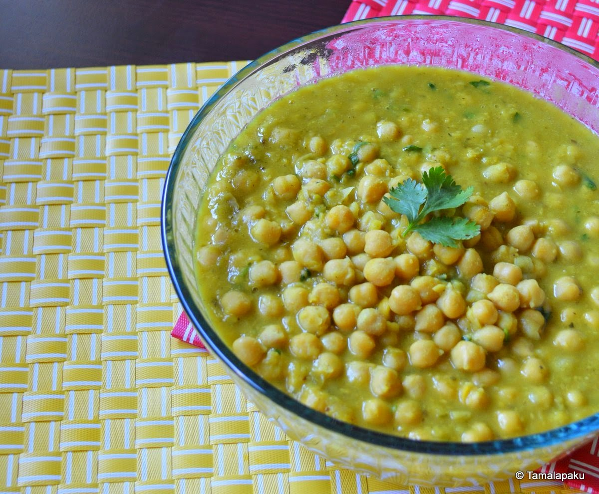 Chana Masala (No Onion, No Garlic)