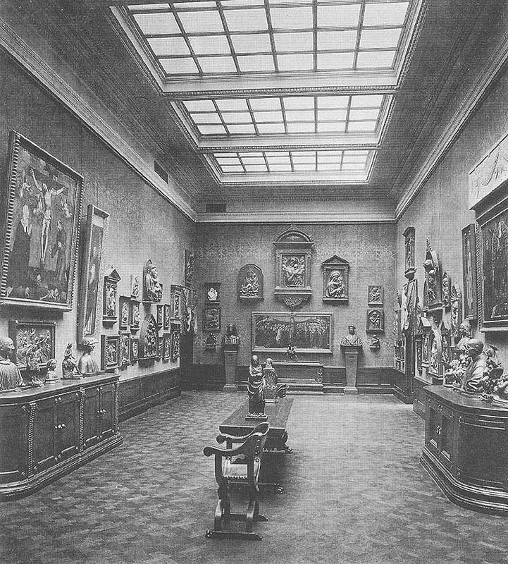 Kaiser-Friedrich-Museum 1905