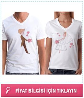HediyeSevgili Tişörtleri