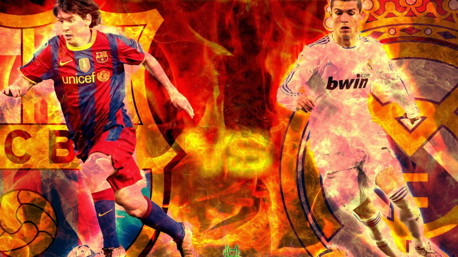 Ronaldo Vs Messi Wallpaper 2014 Cristiano Ronal...