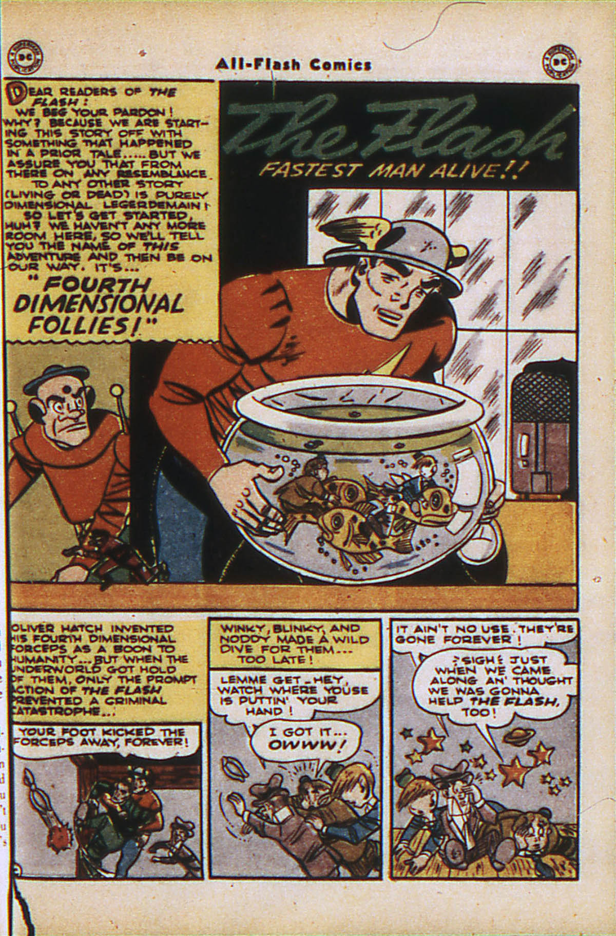 Read online All-Flash comic -  Issue #24 - 37