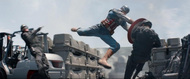 Captain America: Chiến Binh Mùa Đông - Ảnh 1