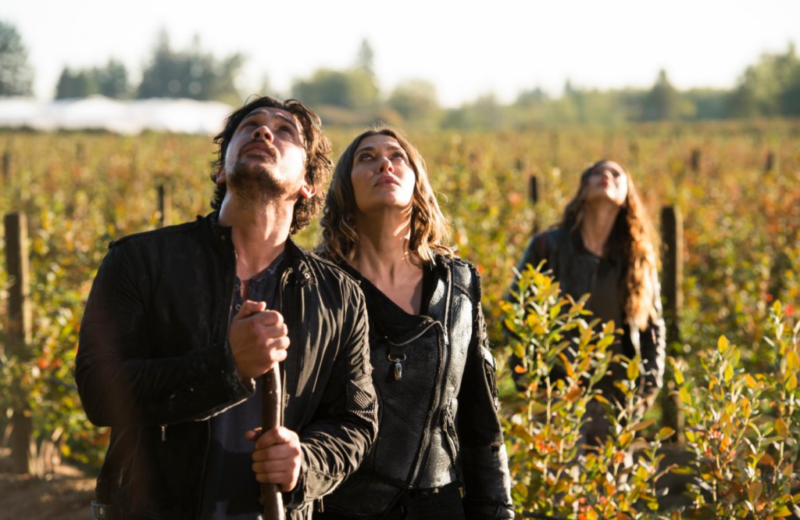 Doux Reviews: The 100: The Children Of Gabriel