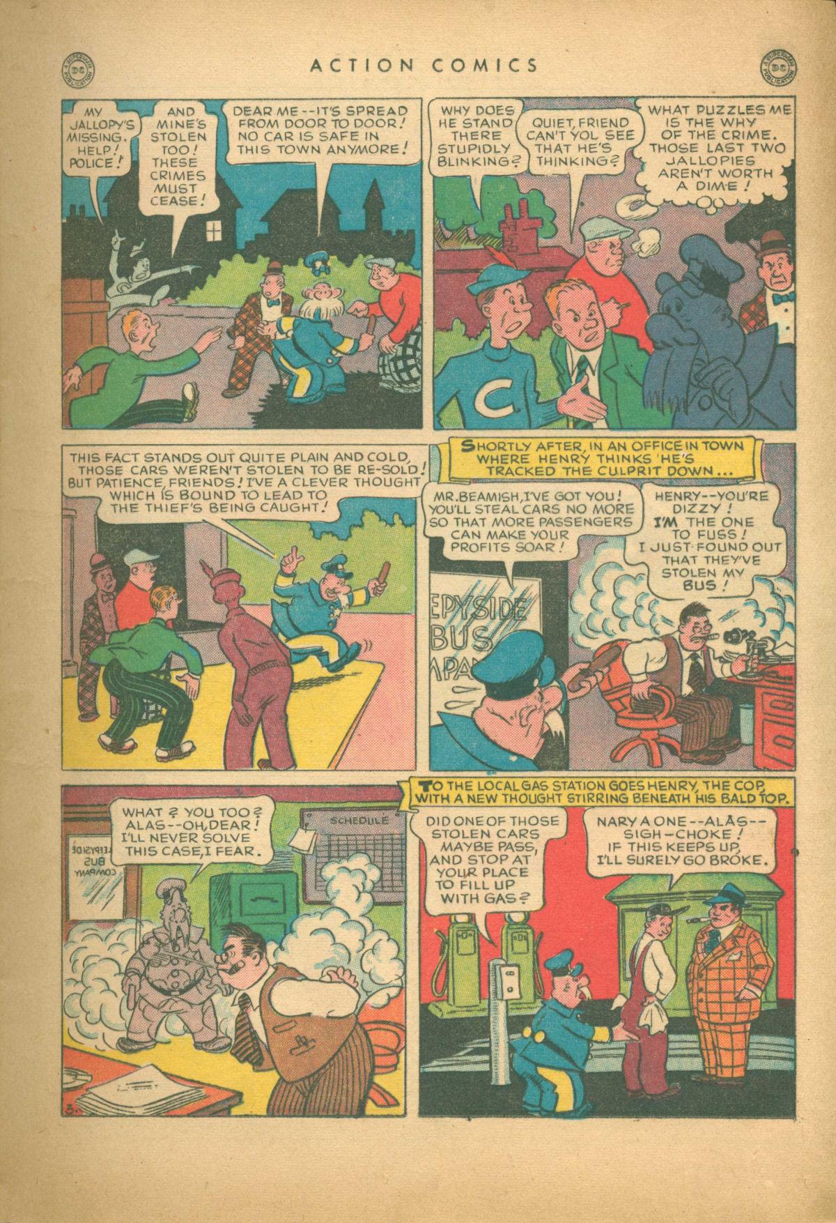 Action Comics (1938) 97 Page 19