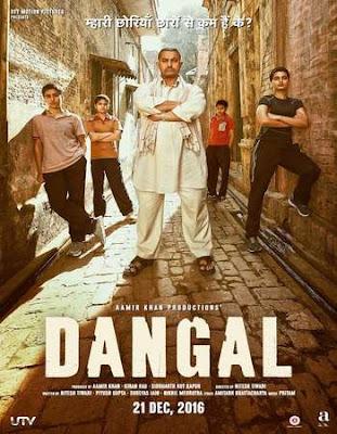 Dangal 2016 Hindi pDVDRip 700mb