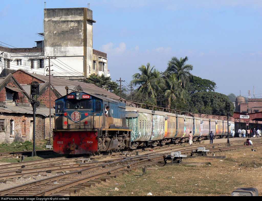 Bangladesh Railway Online Ticket   BD Train E-ticket Booking Process