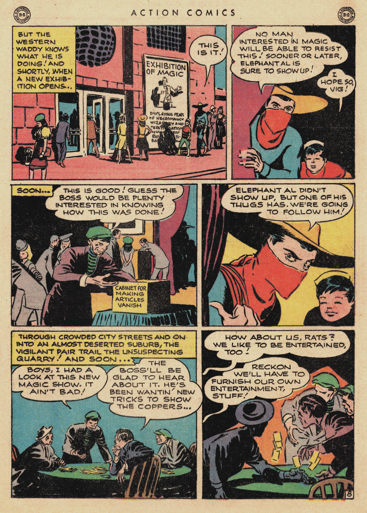 Read online Action Comics (1938) comic -  Issue #94 - 29
