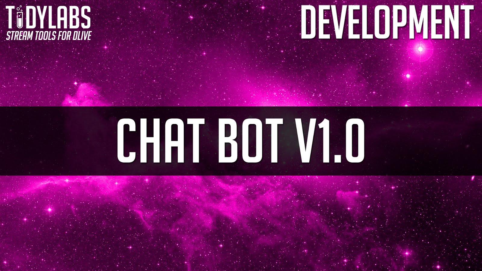 TidyLabs - Chat Bot V1 0
