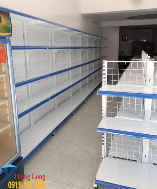 Những ưu điểm nổi bật của kệ bày hàng siêu thị