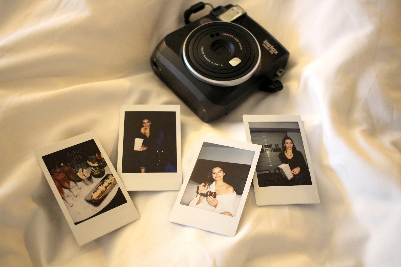 instax polaroid photos peexo blog