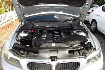 Mesin BMW 325i E90 Prefacelift