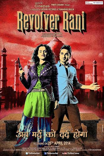Revolver Rani (2014) Movie Poster