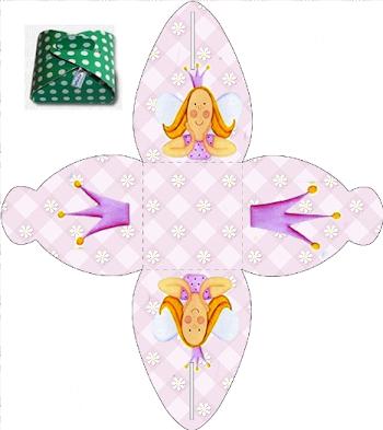 Fiestas de Hadas: Decoración, Kits para Imprimir Gratis, Actividades ...