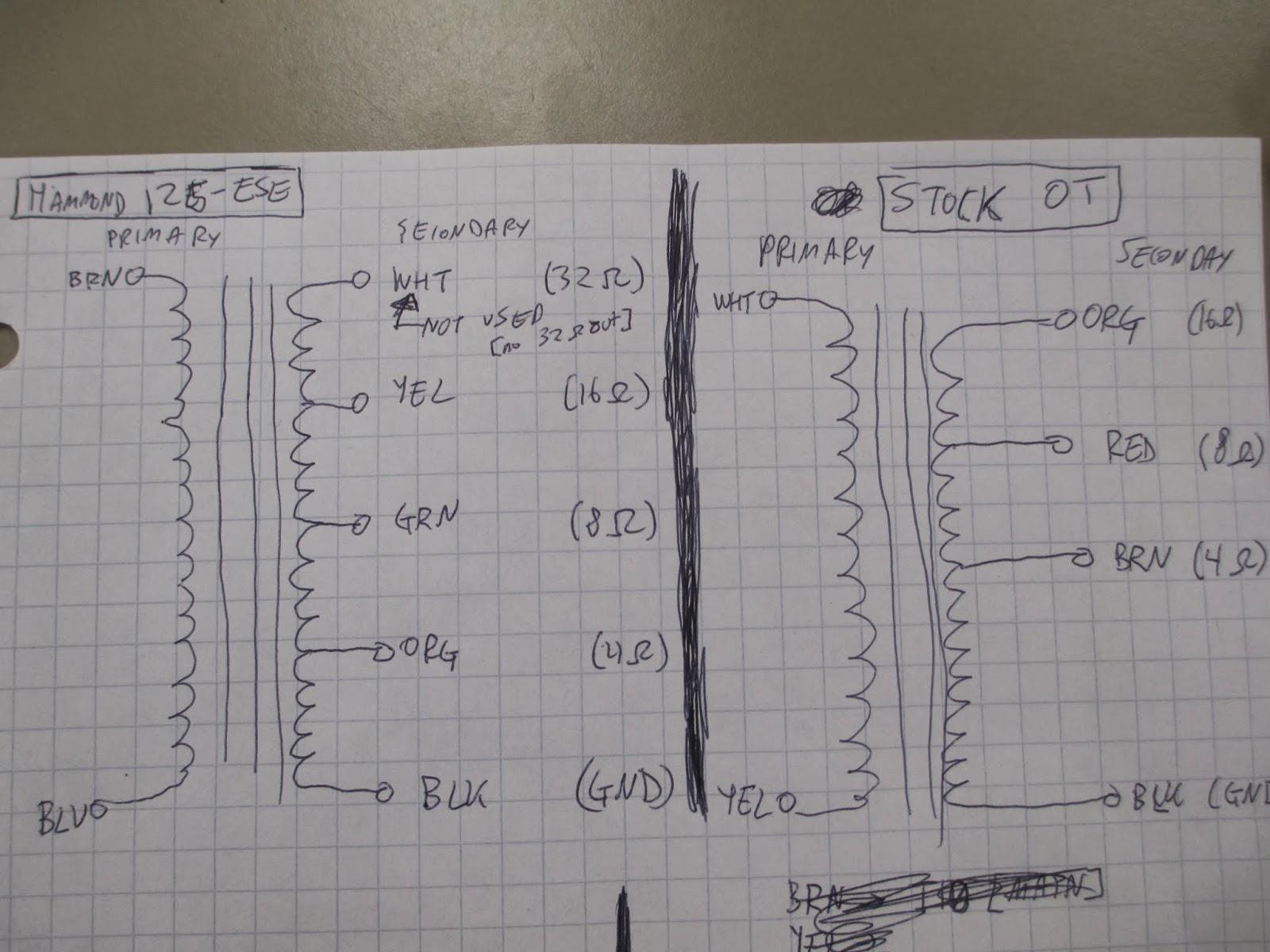 Robert's Epiphone Valve Jr Modifications: January 2014 on