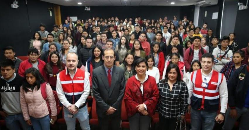 Más de 4 mil universitarios fueron capacitados por el Ministerio de Trabajo para que sepan sus derechos durante su formación laboral