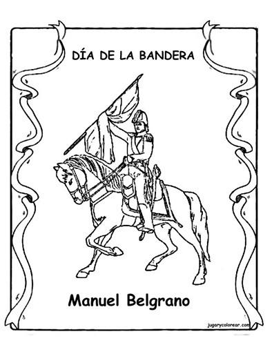 LAMINAS COLEGIALES PARA IMPRIMIR Y RECORTAR: Manuel