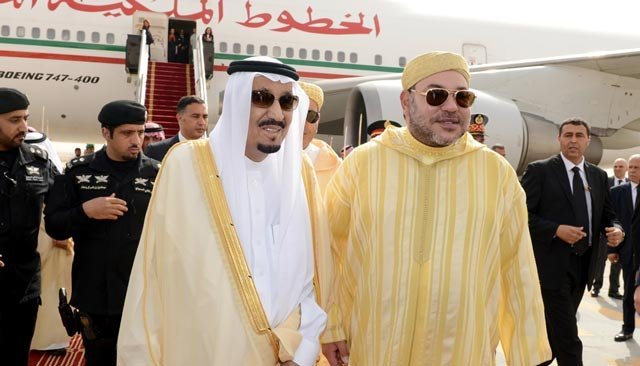 Le roi d'Arabie Saoudite a choisi Tanger pour ses vacances d'été.