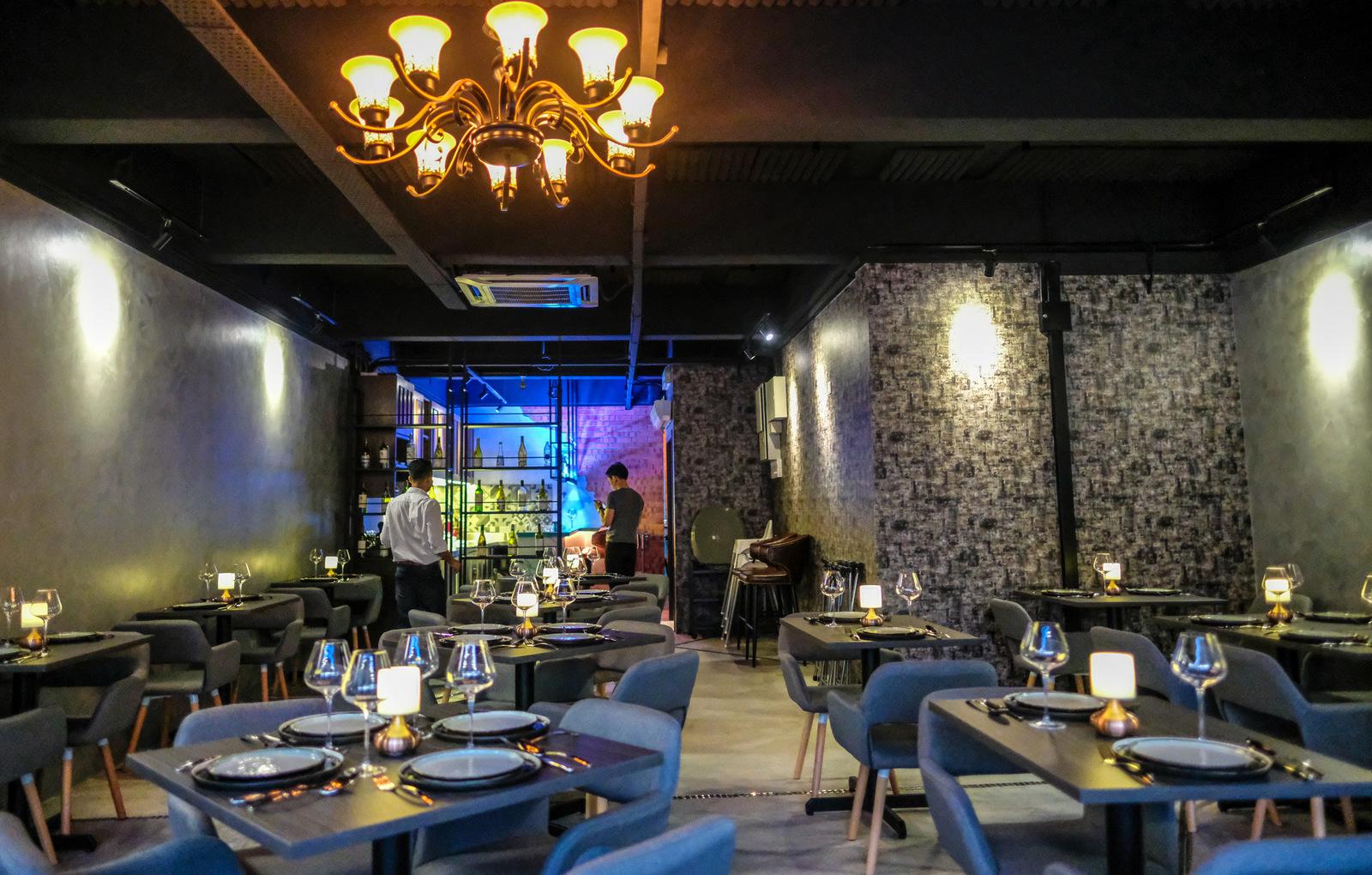 kara conceptual french cuisine, kota damansara