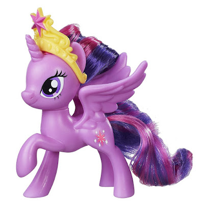 Twilight Sparkle New 2016-2017 Brushable Figure on Amazon