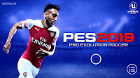 PES 2019 Mobile Android Graphics Patch 400 MB Compressed