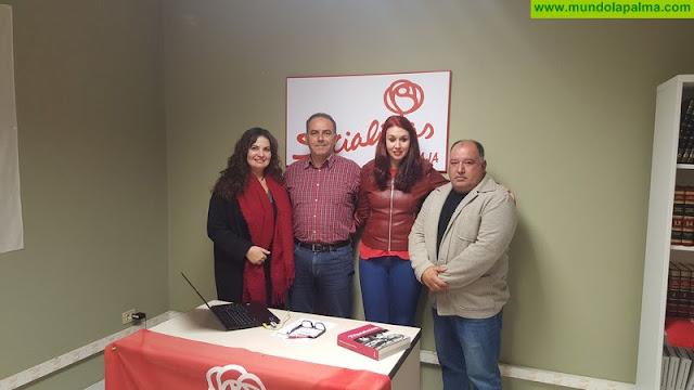 Antonio González Castro, nuevo líder del PSOE de Breña Baja
