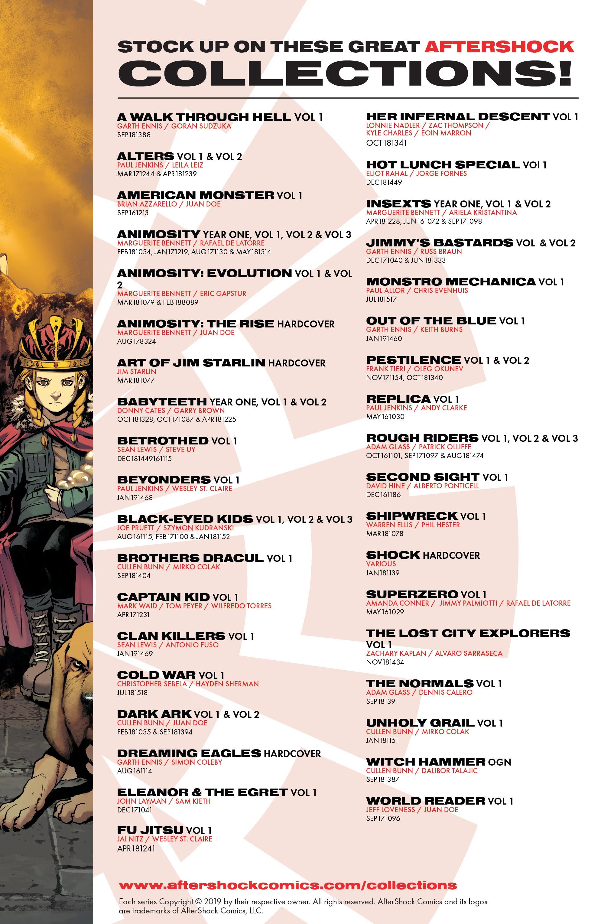 Read online Dark Red comic -  Issue #4 - 27