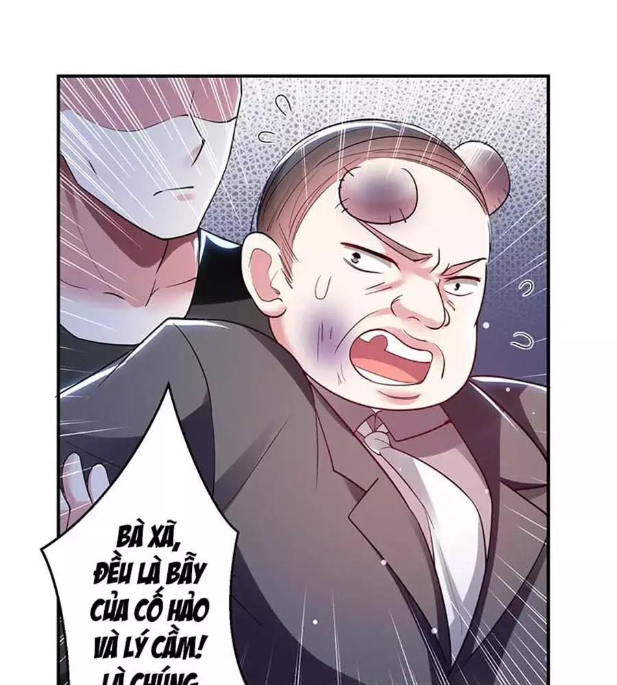 Thiên Tài Khốc Bảo: Tổng Tài Sủng Thê Quá Cường Hãn chap 28 - Trang 11