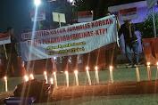 Dukung Ryan Rahman Jurnalis Tv One Korban Teror Di Pekanbaru